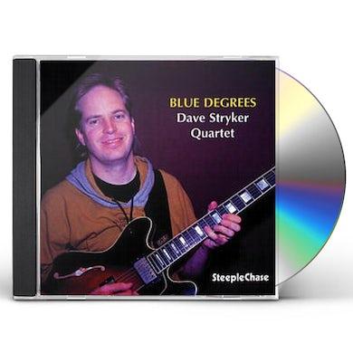 Dave Stryker BLUE DEGREES CD