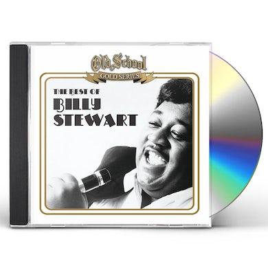 Billy Stewart OLD SCHOOL GOLD SERIES CD