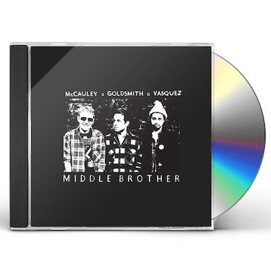 Middle Brother CD