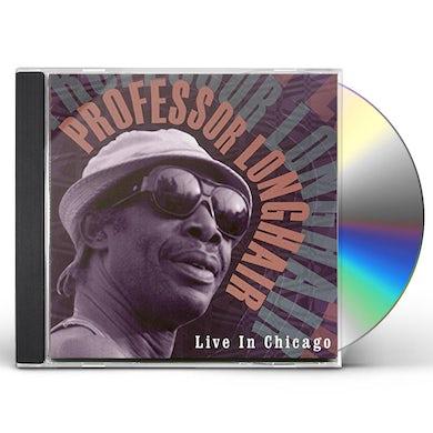 Professor Longhair LIVE IN CHICAGO CD