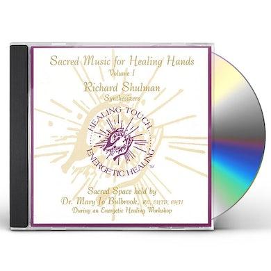 Richard Shulman SACRED MUSIC FOR HEALING HANDS 1 CD
