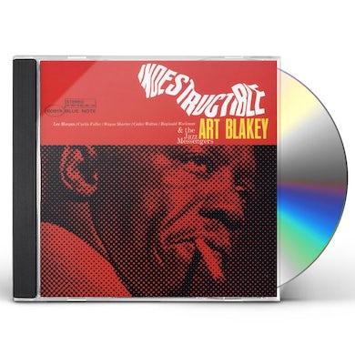 Art Blakey INDESTRUCTIBLE CD