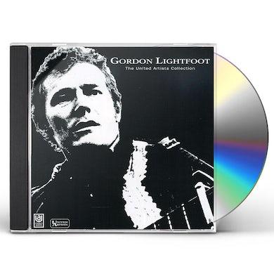 Gordon Lightfoot UNITED ARTISTS COLLECTION CD