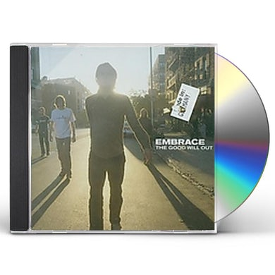 Embrace GOOD WILL OUT CD