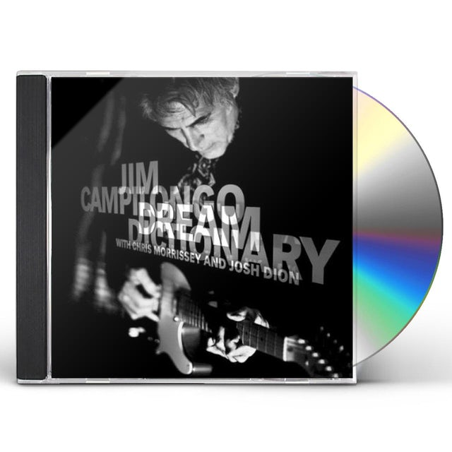 Jim Campilongo DREAM DICTIONARY CD