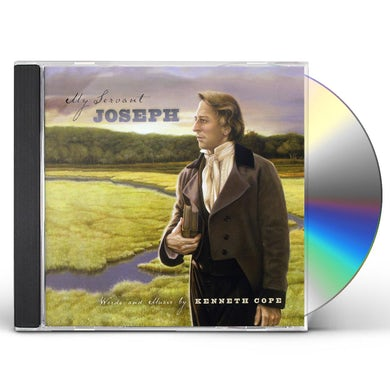Kenneth Cope MY SERVANT JOSEPH 200TH ANNIVERSARY EDITION CD