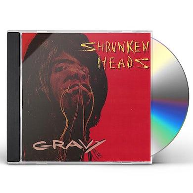 Shrunken Heads GRAVY CD