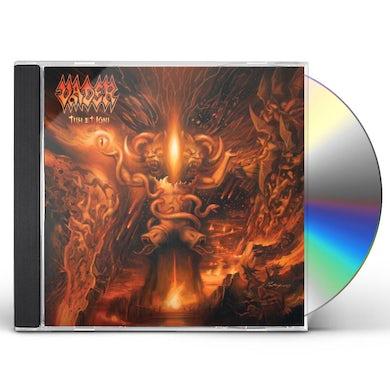 Vader TIBI ET IGNI CD