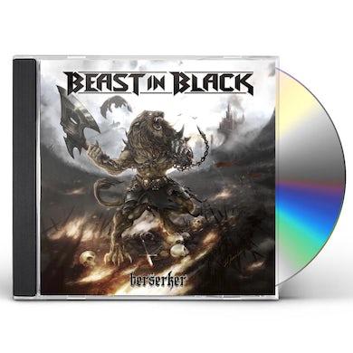 Beast In Black BERSERKER CD