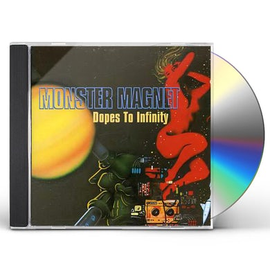 Monster Magnet DOPES TO INFINITY CD