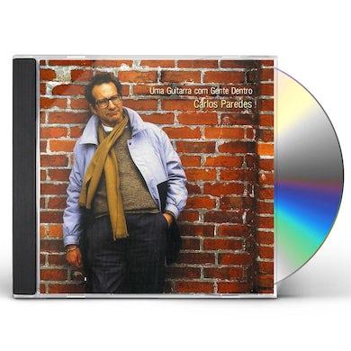 Carlos Paredes UMA GUITARRA COM GENTE DENTRO CD