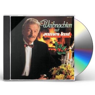 WEIHNACHTEN MIT JAMES LAST CD