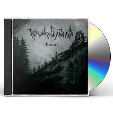 WALDGEFLUSTER RUINEN CD
