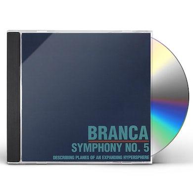 Glenn Branca SYMPHONY 5 CD