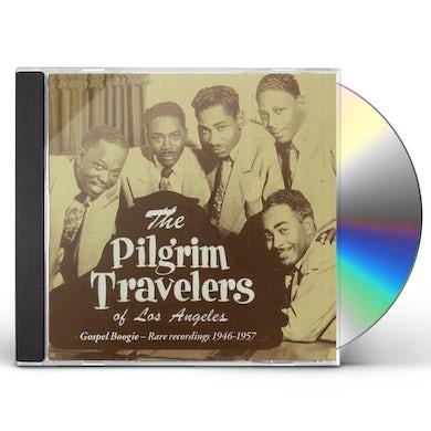 Pilgrim Travelers GOSPEL BOOGIE - RARE RECORDINGS 1946-1957 CD