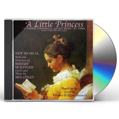 Original Cast  LITTLE PRINCESS CD