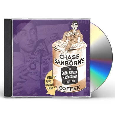 CHASE & SANBORN RADIO SHOW CD