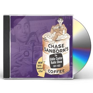 Eddie Cantor CHASE & SANBORN RADIO SHOW CD