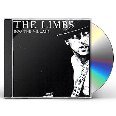 Limbs BOO THE VILLAIN CD