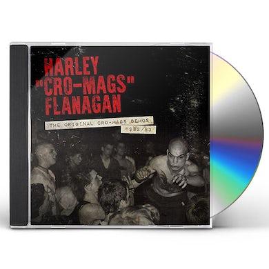Harley Flanagan ORIGINAL CRO-MAGS DEMOS 1982-1983 CD