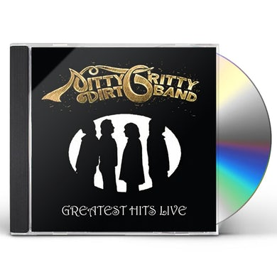 Nitty Gritty Dirt Band GREATEST HITS LIVE CD