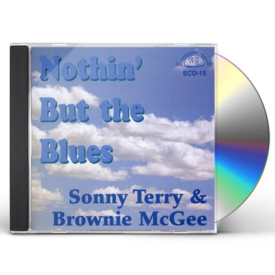 Sonny Terry / Brownie McGhee  NOTHIN BUT THE BLUES CD