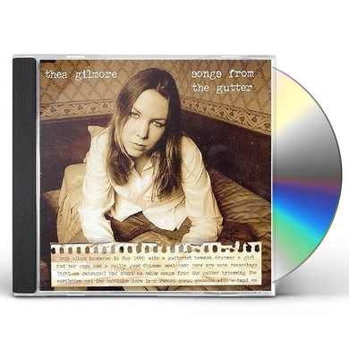 Thea Gilmore SONGS FROM THE GUTTER CD
