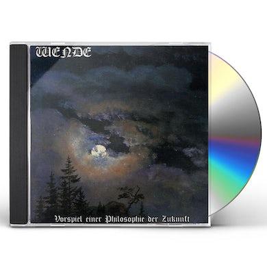 VORSPIEL EINER PHILOSOPHIE DER ZUKUNFT CD