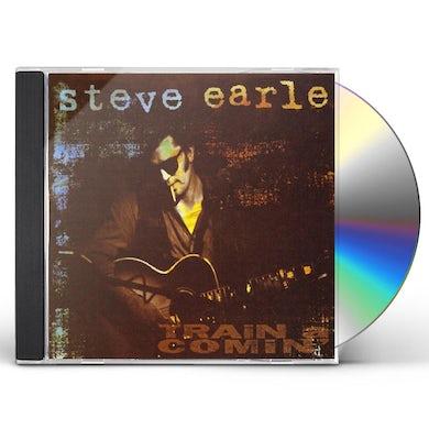 Steve Earle & The Dukes TRAIN A COMIN CD