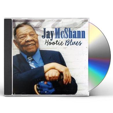 Jay McShann HOOTIE BLUES CD