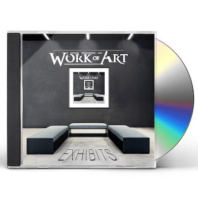 WORK OF ART EXHIBITS ART CD