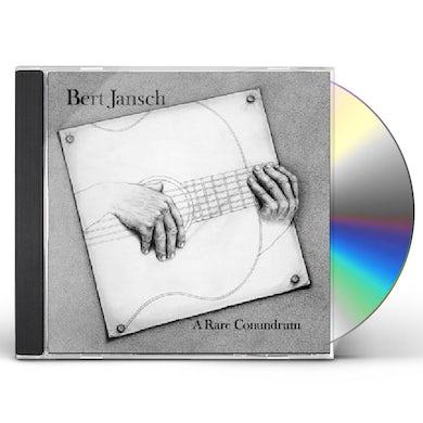Bert Jansch RARE CONUNDRUM CD