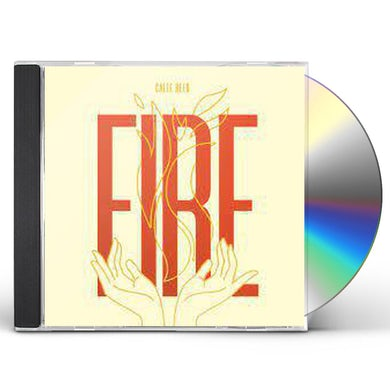 Calee Reed FIRE CD