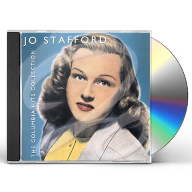 Jo Stafford COLUMBIA HITS COLLECTION CD