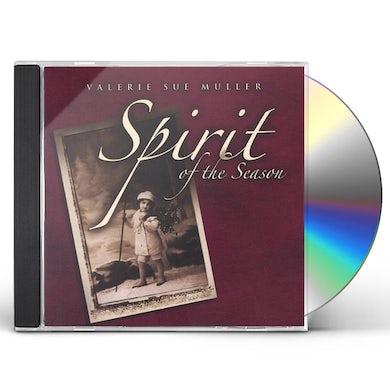 Valerie Sue Muller SPIRIT OF THE SEASON CD