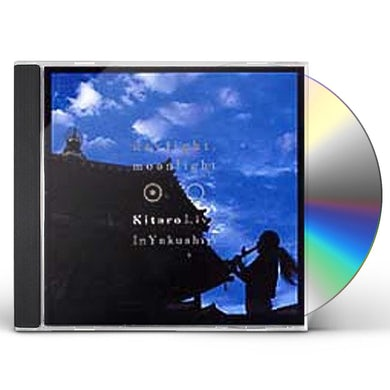DAYLIGHT MOONLIGHT: KITARO LIVE IN YAKUSHIJI CD