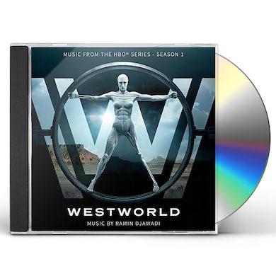 RAMIN DJAWADI WESTWORLD: SEASON 1 / O.S.T. CD