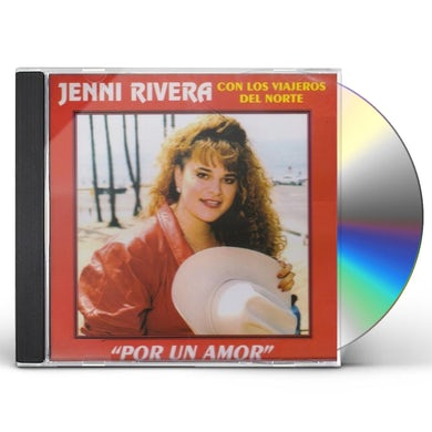 Jenni Rivera POR UN AMOR CD