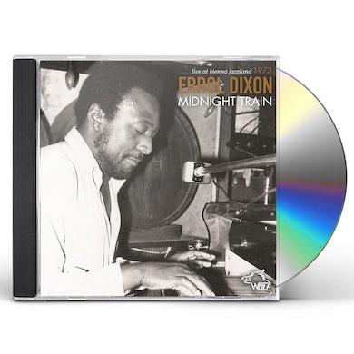 Errol Dixon BLUES & PIANO BOOGIE WOOGIE MIDNIGHT TRAIN CD