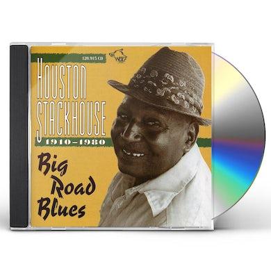 HOUSTON STACKHOUSE BIG ROAD BLUES CD