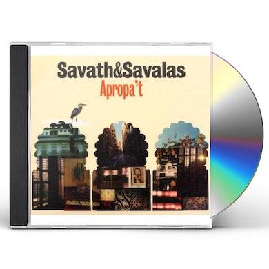 Savath & Savalas APROPA'T CD