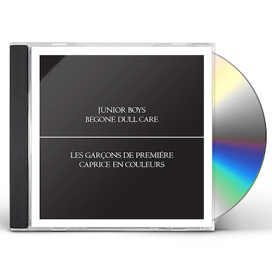 Junior Boys BEGONE DULL CARE CD