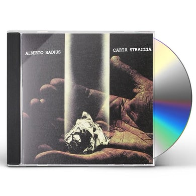 Alberto Radius CARTA STRACCIA CD