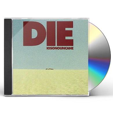 Iosonouncane DIE CD