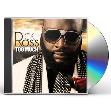 Rick Ross TOO MUCH CD