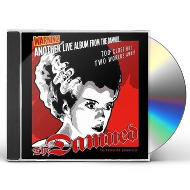 Another Live Album From The Damned CD