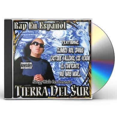 Sleepy Malo TIERRA DEL SUR CD