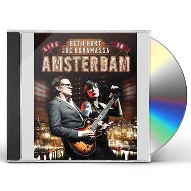 Beth Hart LIVE IN AMSTERDAM CD