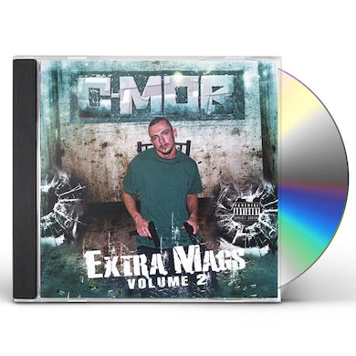 C-Mob EXTRA MAGS 2 CD