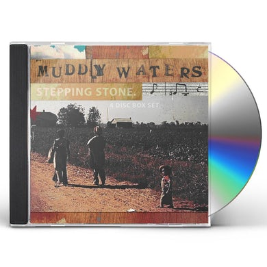 Muddy Waters STEPPING STONES CD